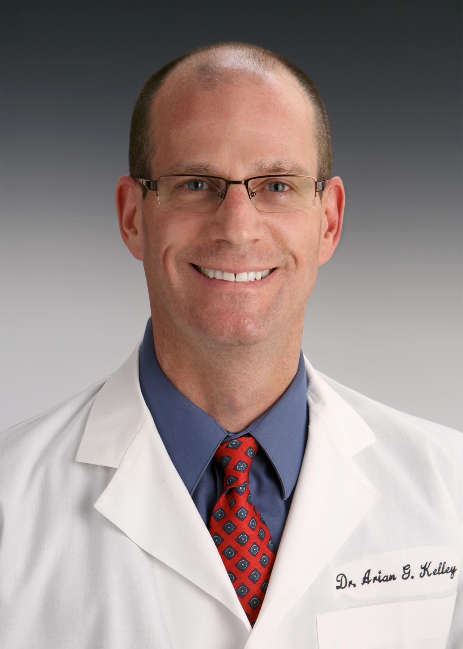 DR. ARIAN KELLEY DC