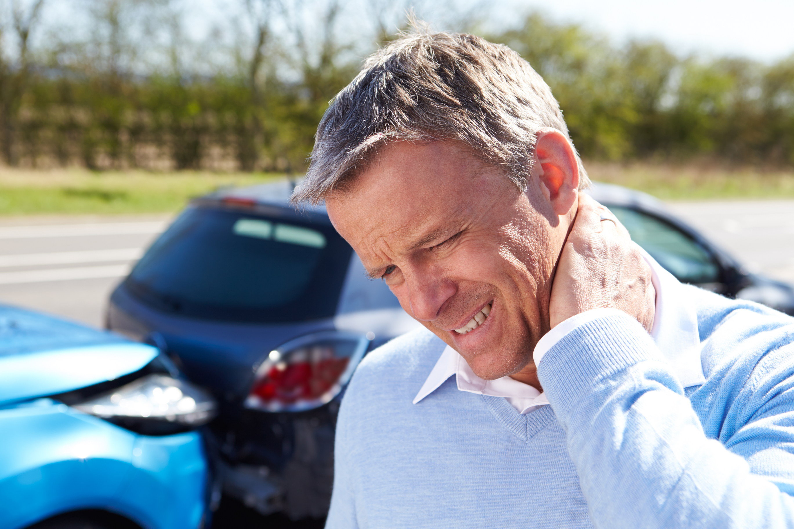 Treatment for auto accident injuries